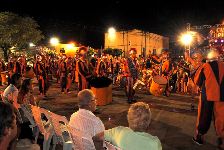 Carnavales Pilar 2017