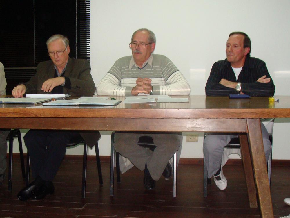 Hablamos con Luis Bordino, secretario de Bomberos Voluntarios Pilar
