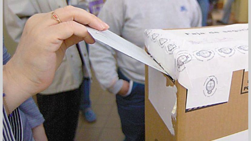 Elecciones PASO 2017 – Así votó Pilar