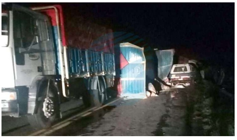 Grave accidentes sobre el puente de Ruta 10, entre Pilar y N. Torino