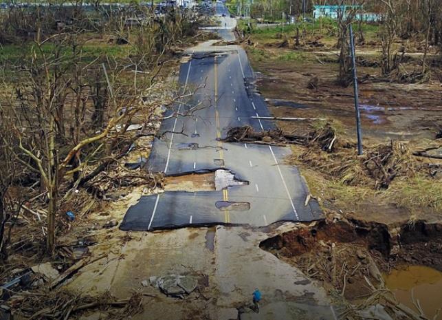 Los radioaficionados están salvando Puerto Rico tras el huracán