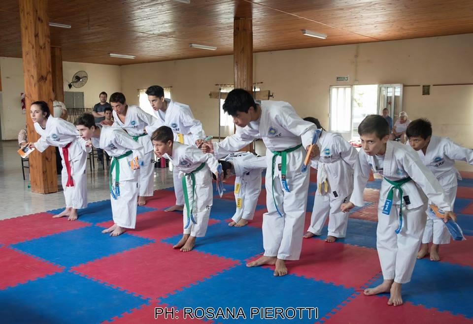 Examenes de Taekwondo